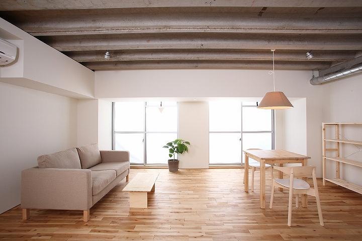 自宅と家具