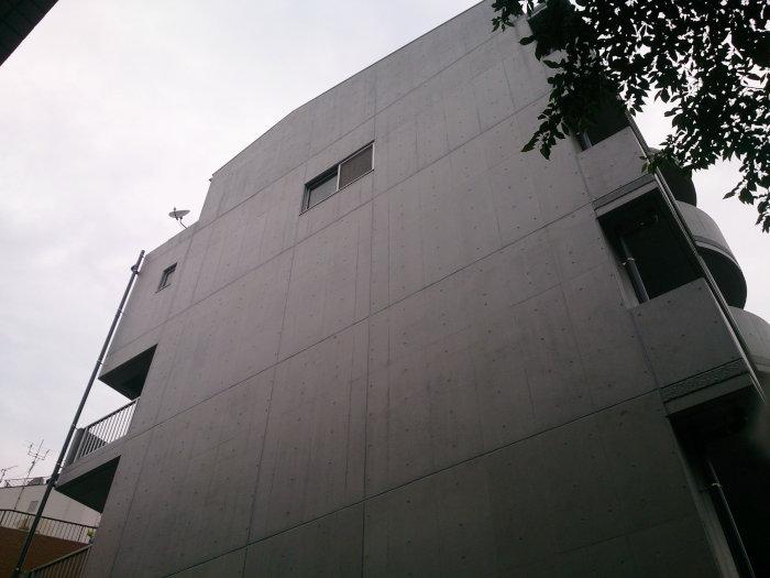 外壁目地の例
