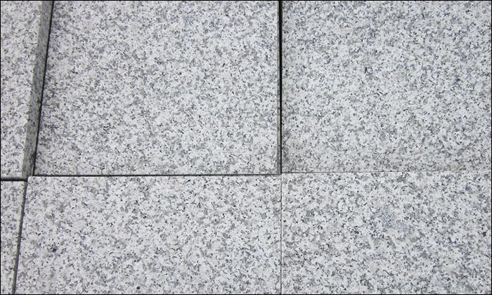 白御影石のイメージ