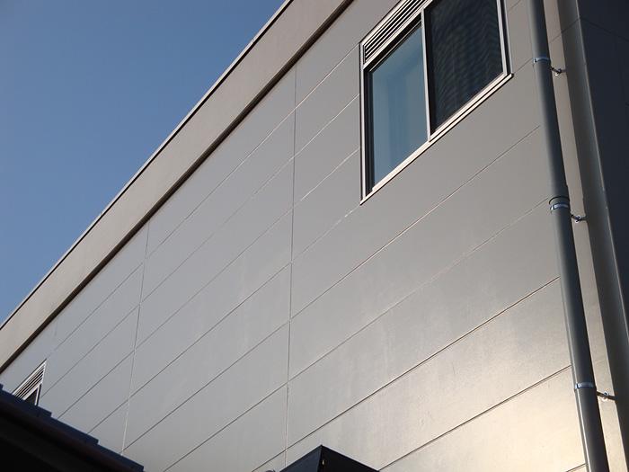 ALC外壁(横張り)のイメージ