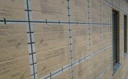 45二丁掛けタイルの施工例
