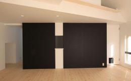 壁塗装仕上の一例