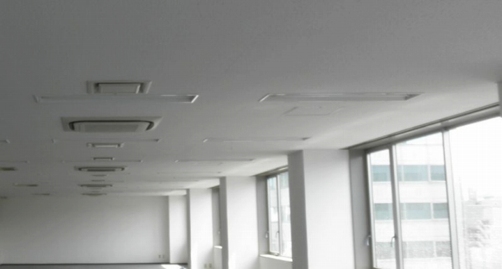 天井塗装仕上のイメージ