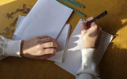 手描きスケッチ