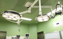 天井に取り付く器具の一例