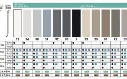 ビニル巾木のカタログ