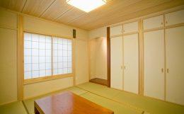 和室の真壁イメージ
